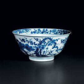 Underglaze-Blue-Decorated