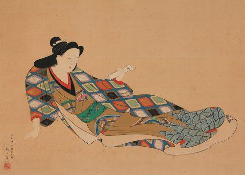 Yamamoto Koitsu (1843?-1905?) 山本光一
