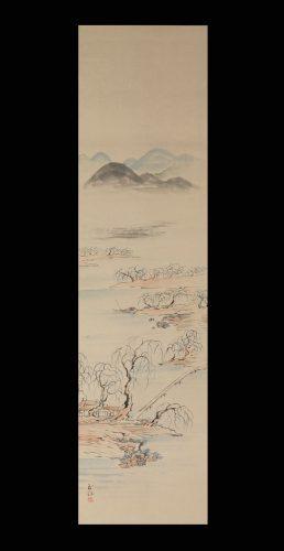 Ike Gyokuran 池玉瀾 (1728-84)